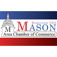 Proud member of the Mason Area Chamber of Commerce